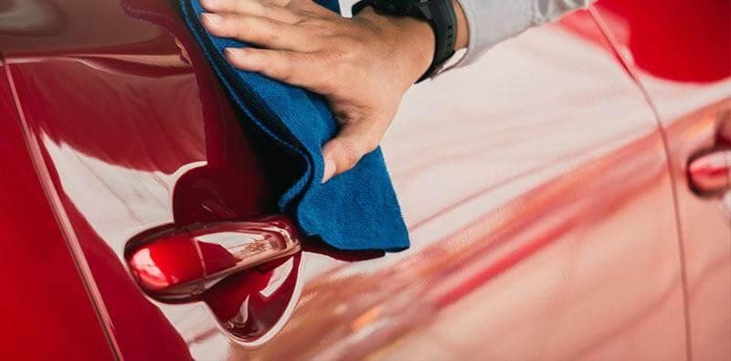 Środki dopielęgnacji samochodów